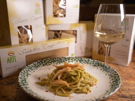 Senatore Cappelli Pasta-Restaurant Hotel Alla Fonte-Arta Terme-Karnien