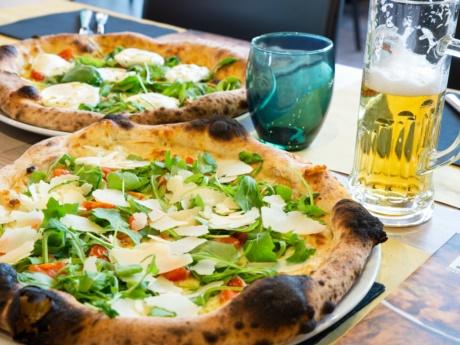 Pizza cerignolese-Restaurant Hotel alla Fonte-Arta Terme-Karnien